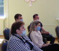 рабочая встреча в г. Алексин (1)
